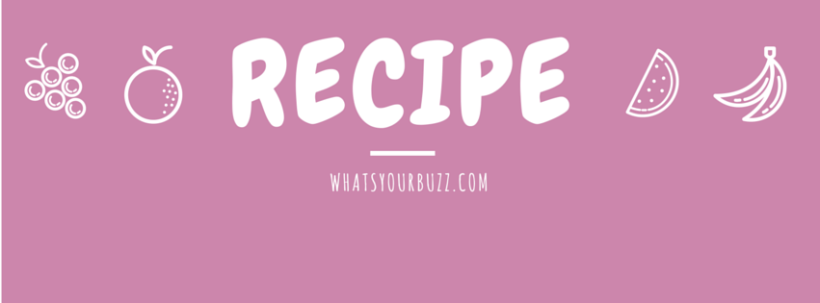whats your buzz recipe